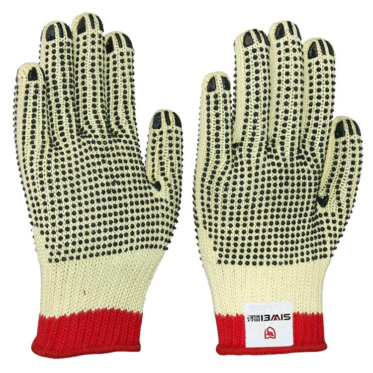 防滑耐磨型防割手套(3级)