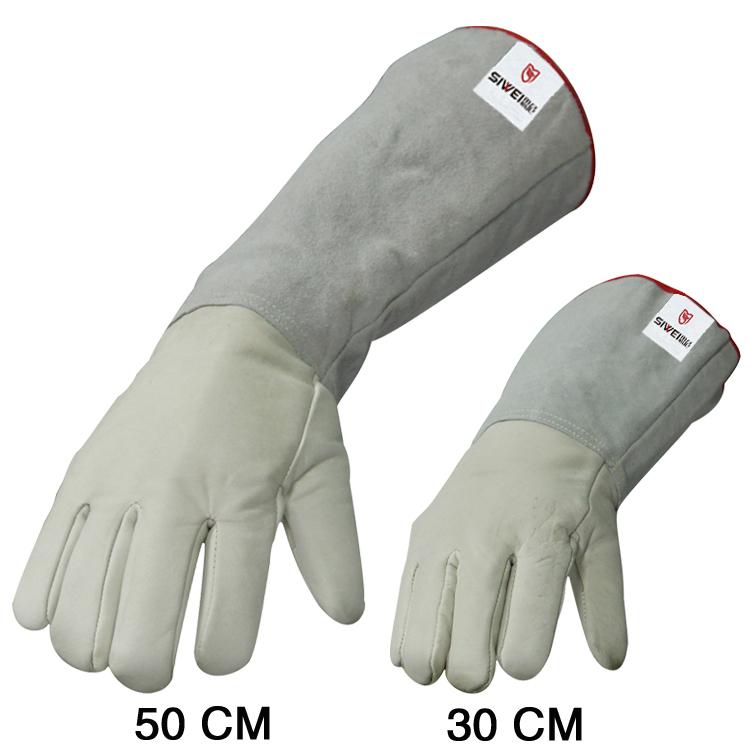 牛皮防冻耐低温手套