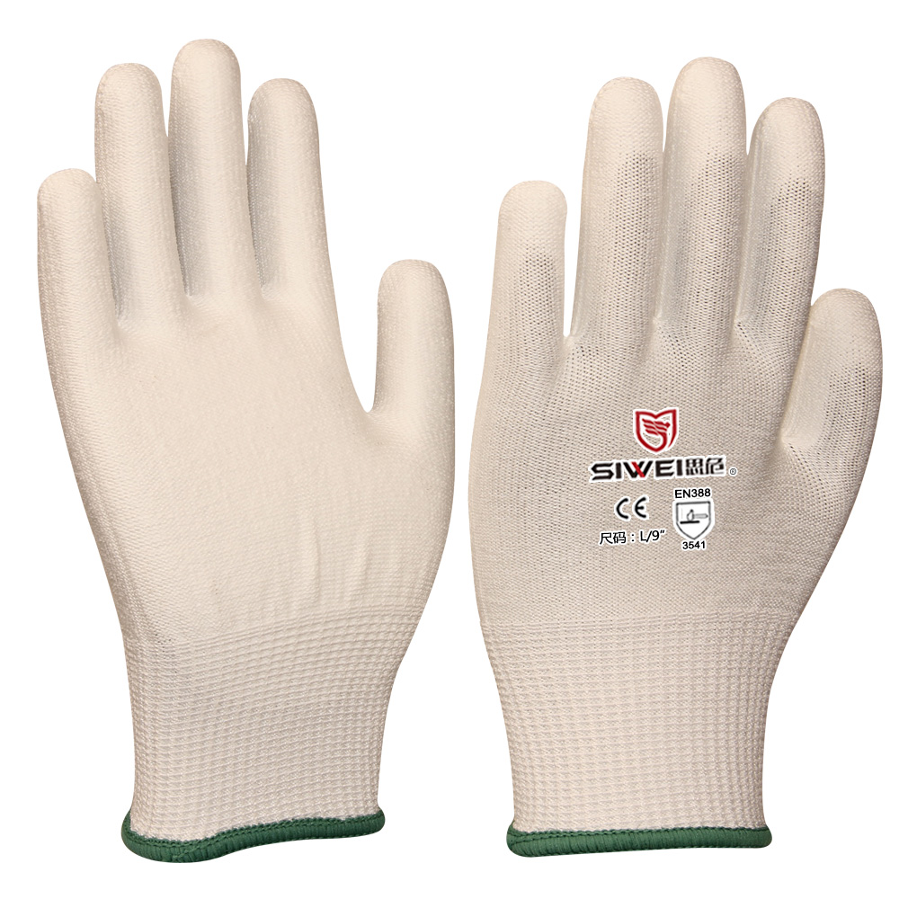 耐磨防切割手套(3级)