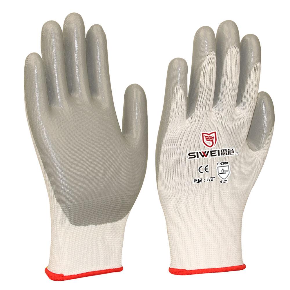701  丁腈浸胶手套