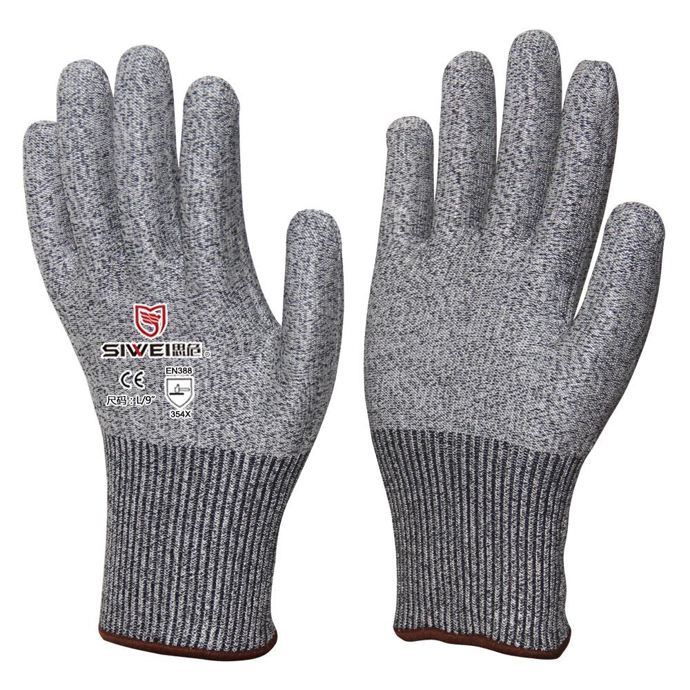 5级防切割手套