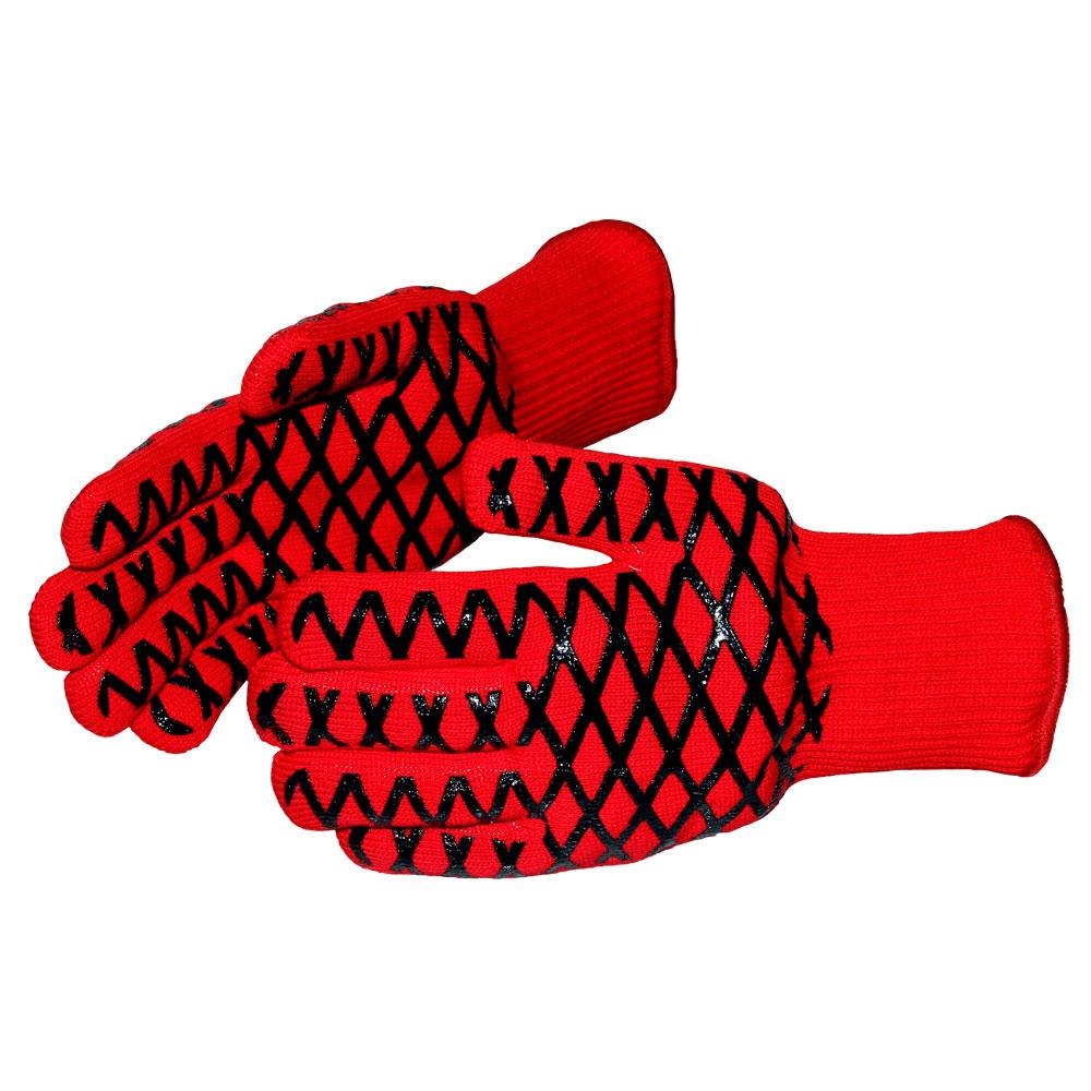 硅胶隔热耐高温手套
