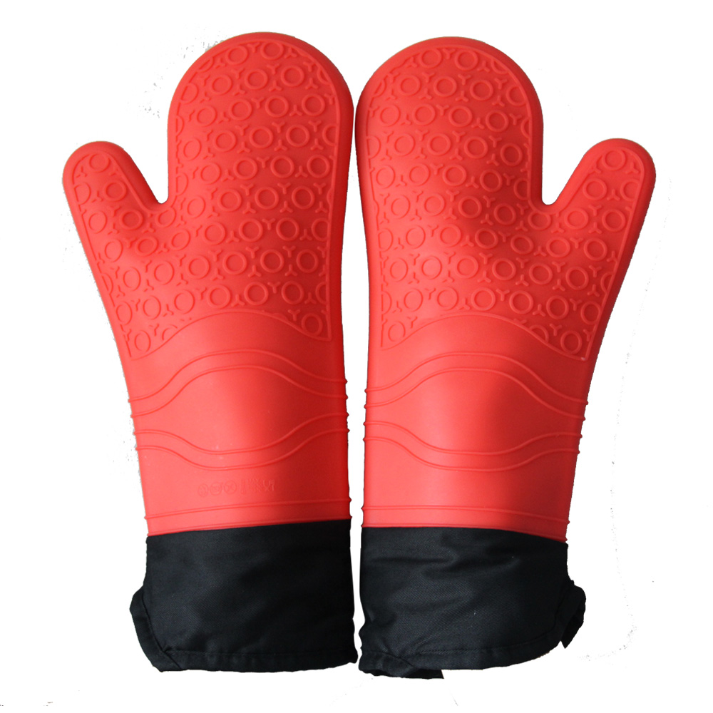 硅胶防水耐高温手套