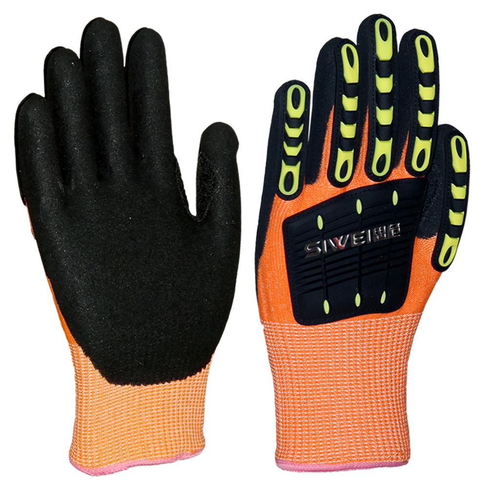 减震防割手套(5级)