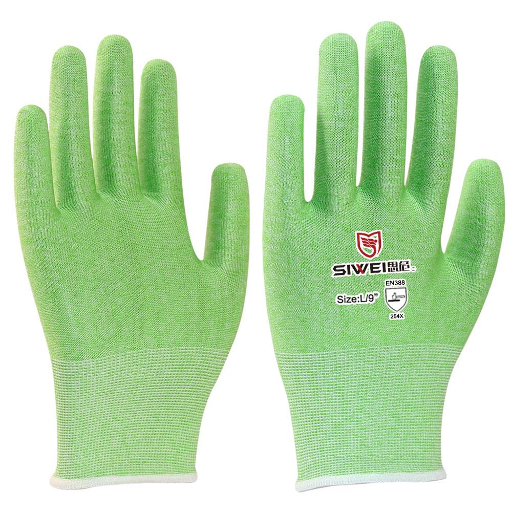 轻薄型防切割手套