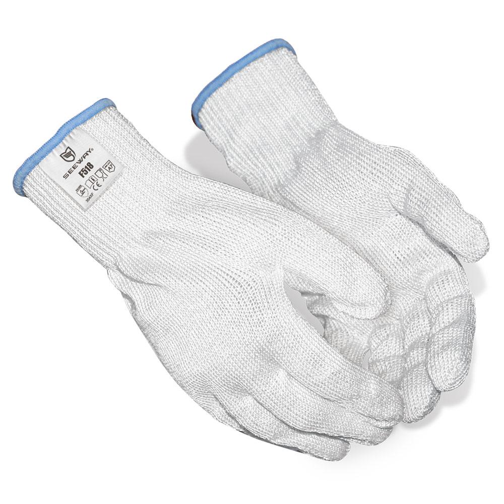 F518 食品级防割手套(5级)