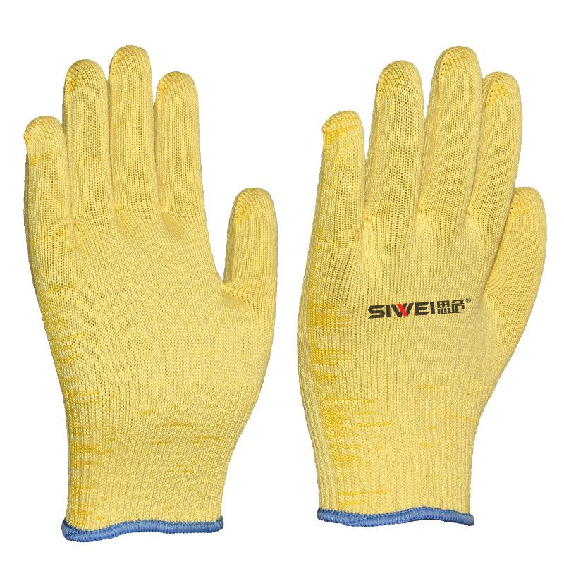 5022  3级防割耐温手套