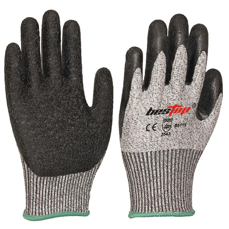 涂层防切割手套(5级)