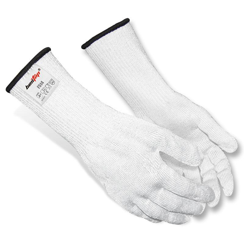 F514 加长食品级防割手套(5级)