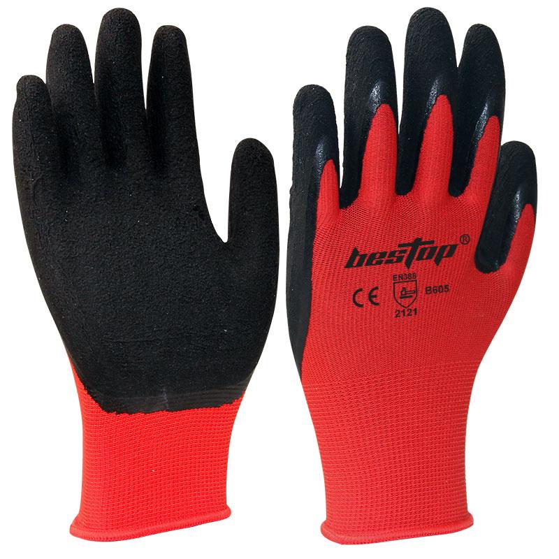 乳胶涂层手套