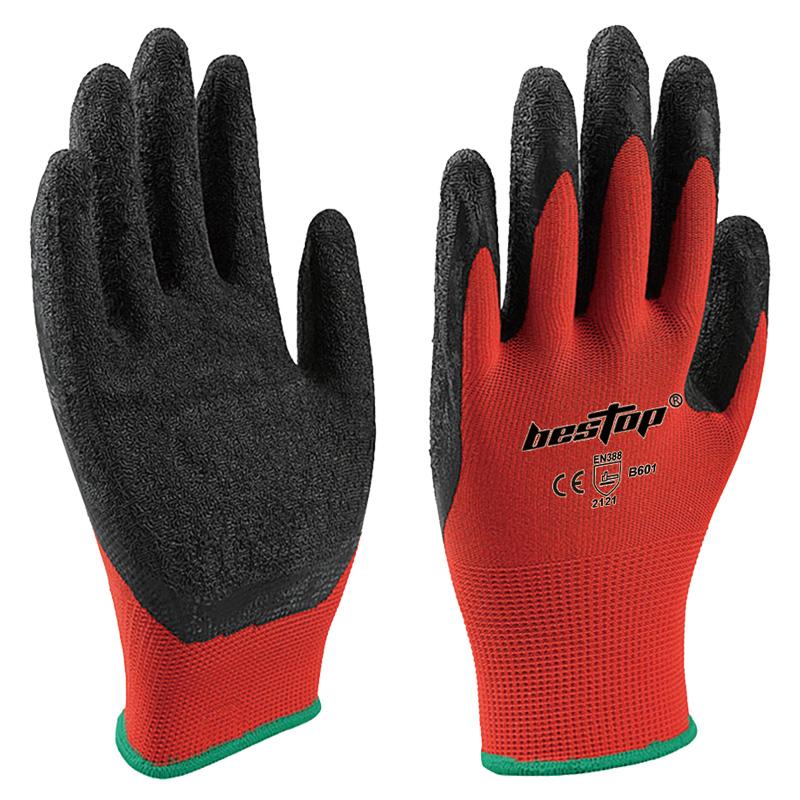 乳胶涂层手套(轻量型)