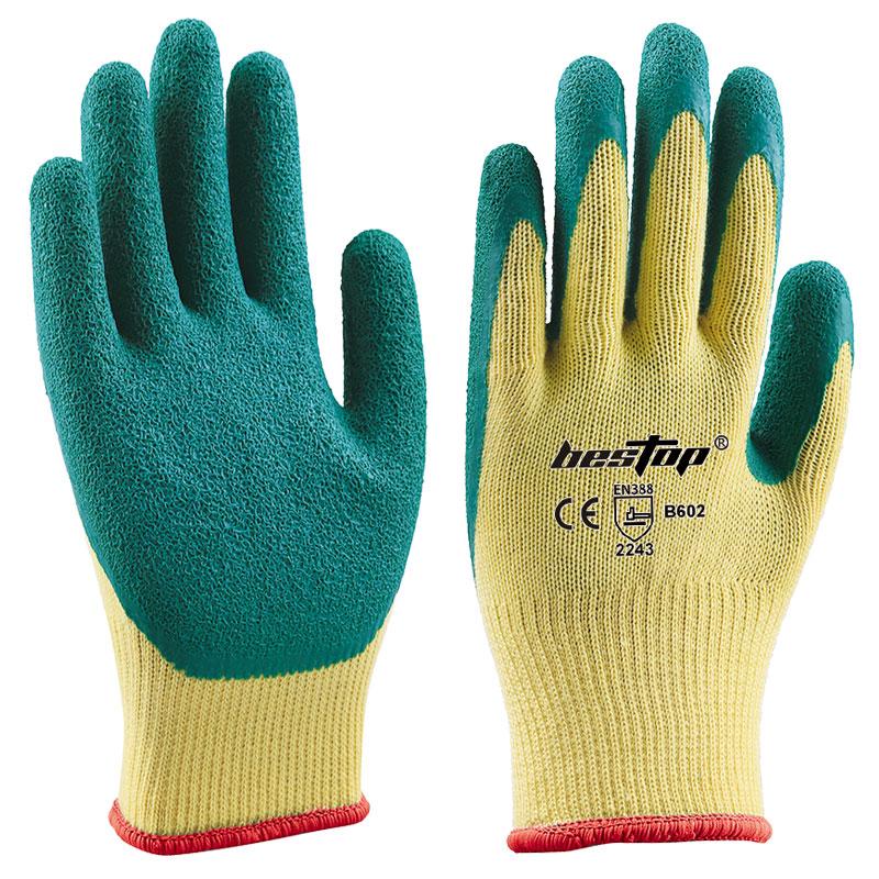 乳胶涂层手套 (重量型)