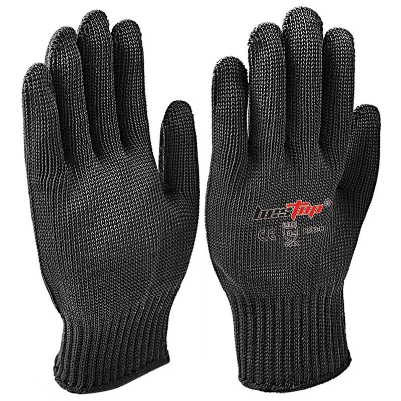 钢丝防割手套 (5级)