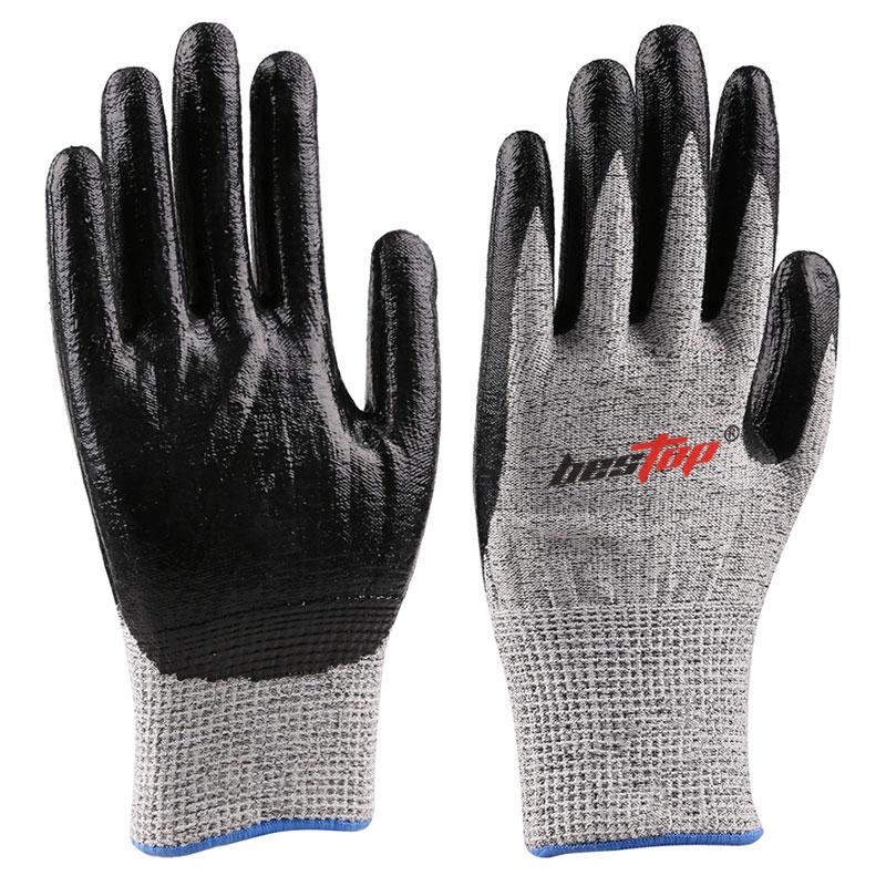 防油型防割手套(5级)