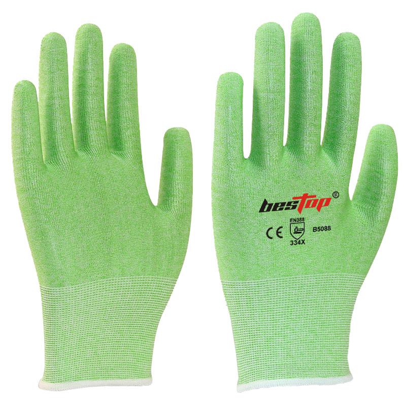 轻薄型防割手套(3级)