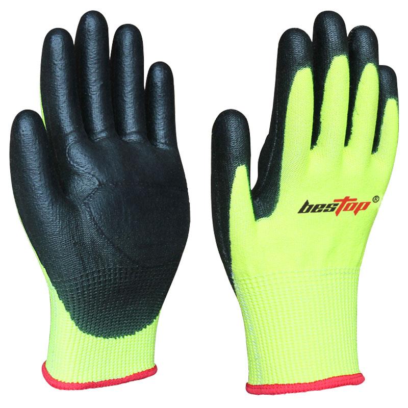 538  减震防割手套