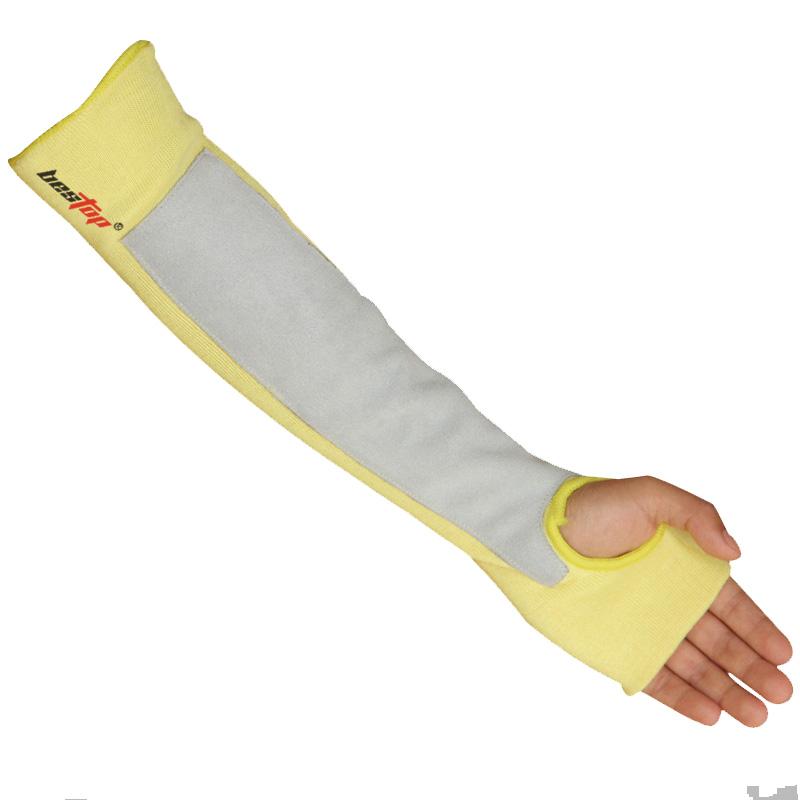 SA01-L  带孔防割耐温护臂(贴皮)